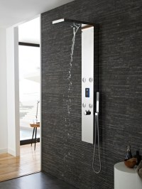 Hudson Reed AS361 Genie Thermostatic Shower Panel - Shower ...