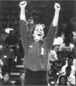 Stephanie Rempe, Hall of Fame Athlete