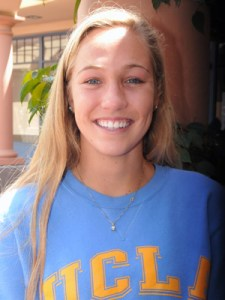Santa Barbara High's Kelsey O'Brien