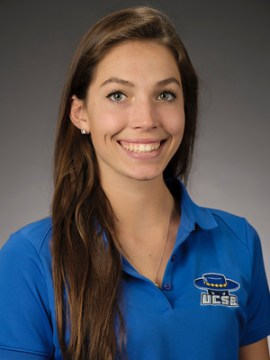 UCSB's Ali Spindt