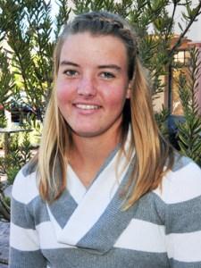 Carpinteria High's Kelsie Bryant