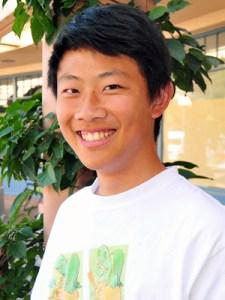 Dos Pueblos' Joshua Wang