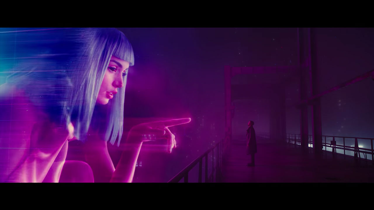 Live Pc Girl Wallpapers Blade Runner 2049 Explosive Full Trailer Debuts Watch