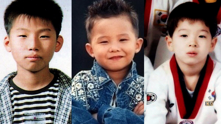 Cute Baby Face Wallpaper Baby Bigbang Are Just As Cute As The Grown Up Version