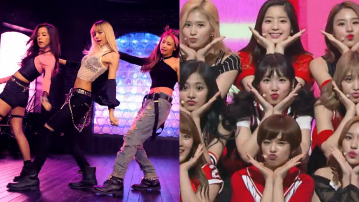 Live Wallpaper Cute Girl Video How Would Twice Sing Black Pink S Boombayah