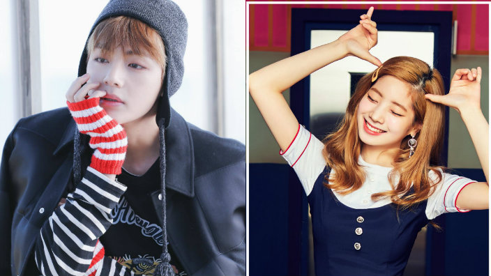 Jungkook Wallpaper Cute Bts V And Twice S Dahyun To Team Up As Co Hosts Sbs Popasia