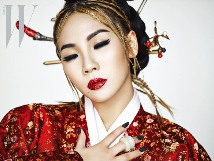 Android Girl Live Wallpaper 2ne1 S Cl Is Quot The Queen Quot In W Magazine S April Issue