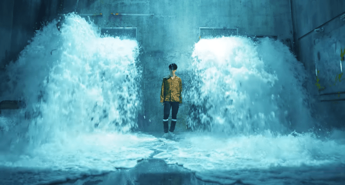Water Wallpaper Hd Live 11 Stunning Visuals From Bts Quot Fake Love Quot Mv Sbs Popasia