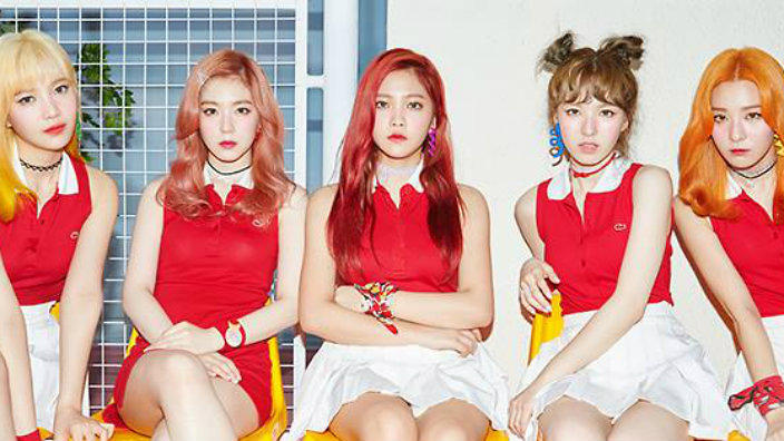 M Name Wallpaper Hd Red Velvet To Get Official Fanclub Name Sbs Popasia