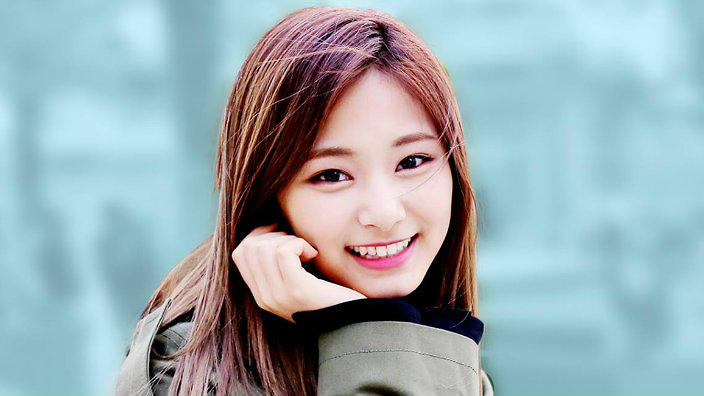 Cute Bunny Wallpaper Hd Japan Is Going Gaga Over Twice S Tzuyu Sbs Popasia