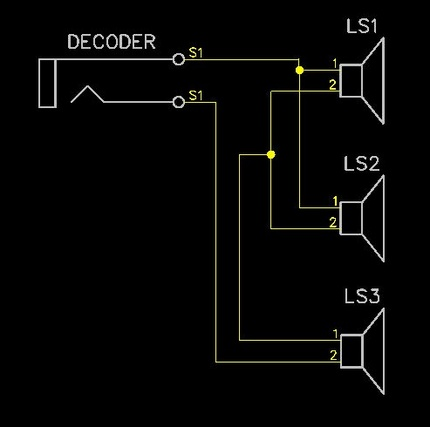 SBS4DCC - Wiring Multiple Speakers To A Decoder