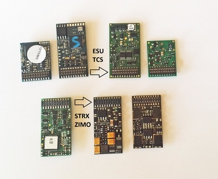 SBS4DCC - The Infamous 21MTC Interface Connector