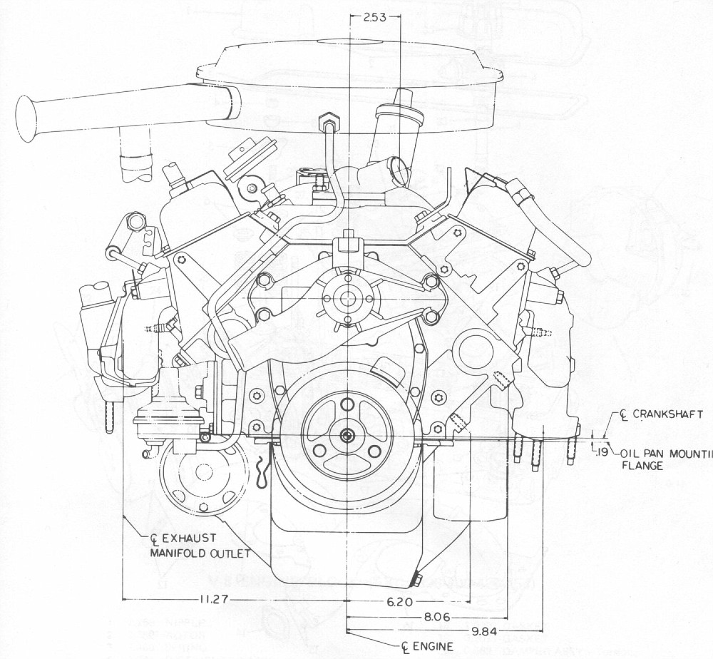 chevy small block wiring diagram