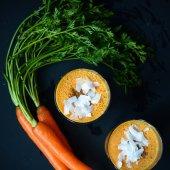 Vegan carrot cake smoothie - Scalingback