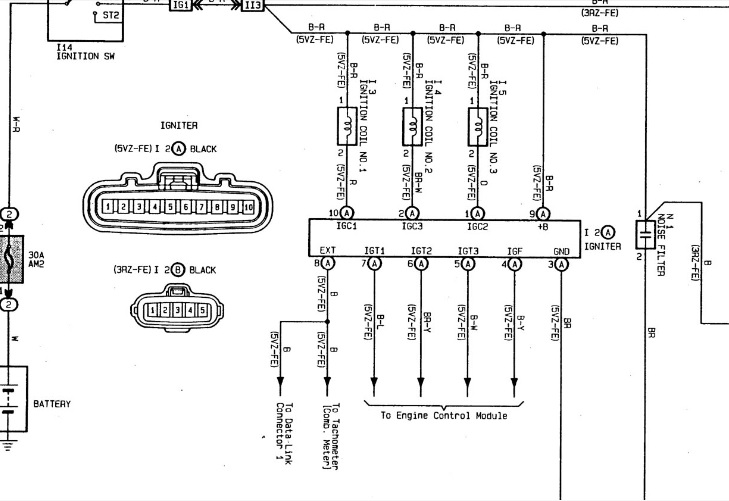 5vzfe Wiring Diagram Wiring Diagram