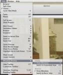 Aperture Metadata Display Viewer Menu