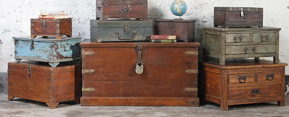 The History Of Wooden Chests And Storage Boxes Scaramanga