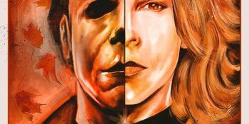 Final Girls & Cinema Survivors - Laurie Strode (Halloween)