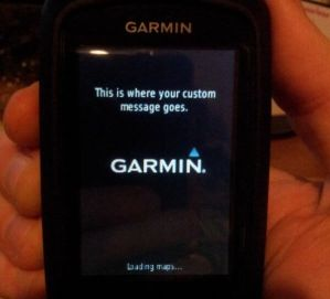 Personalise your Garmin Edge 800