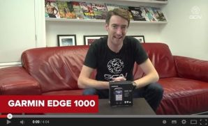 Garmin Edge 1000 first unboxing video