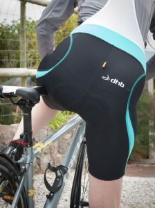 DHB Women aeron race bib shorts