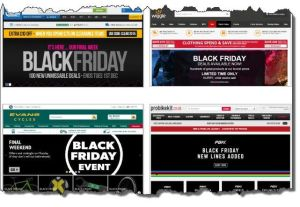 Black Friday Chain Reaction deals, Wiggle, Evans, Probikekit and more…!