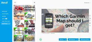 Online graphic design tools – Stencil vs Canva