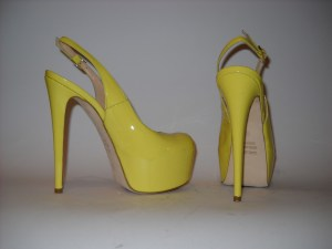 Tacco 15 - Size 35½ - € 65,00