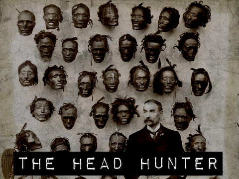 The Head Hunter True Ghost Story Scary Website