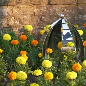 Garden Memorial Sculptures Petal