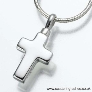 silver cross pendant sq