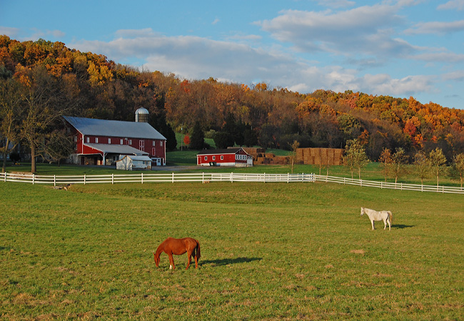 Beautiful Fall Scenery Wallpaper Snyder County Farm Country Pennsylvania