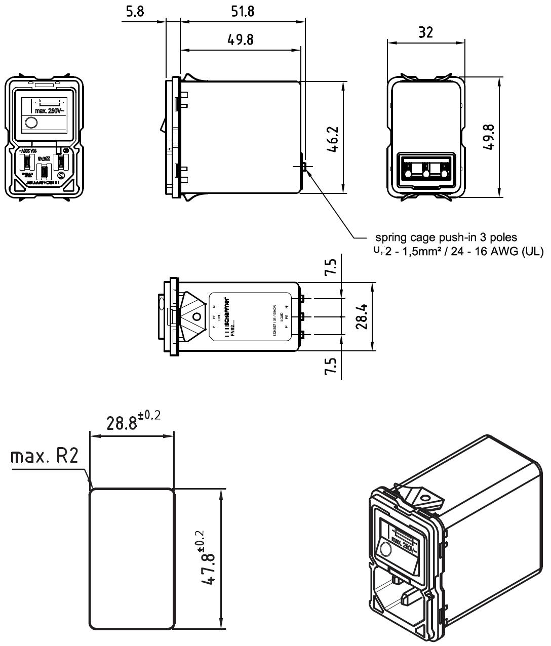 mars 10589 wiring diagram