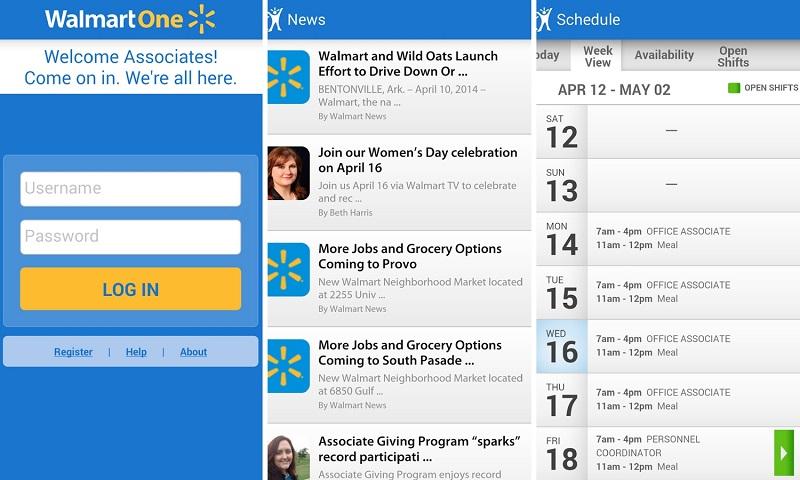 WalmartOne Schedule - WalmartOne Wire Online Schedule