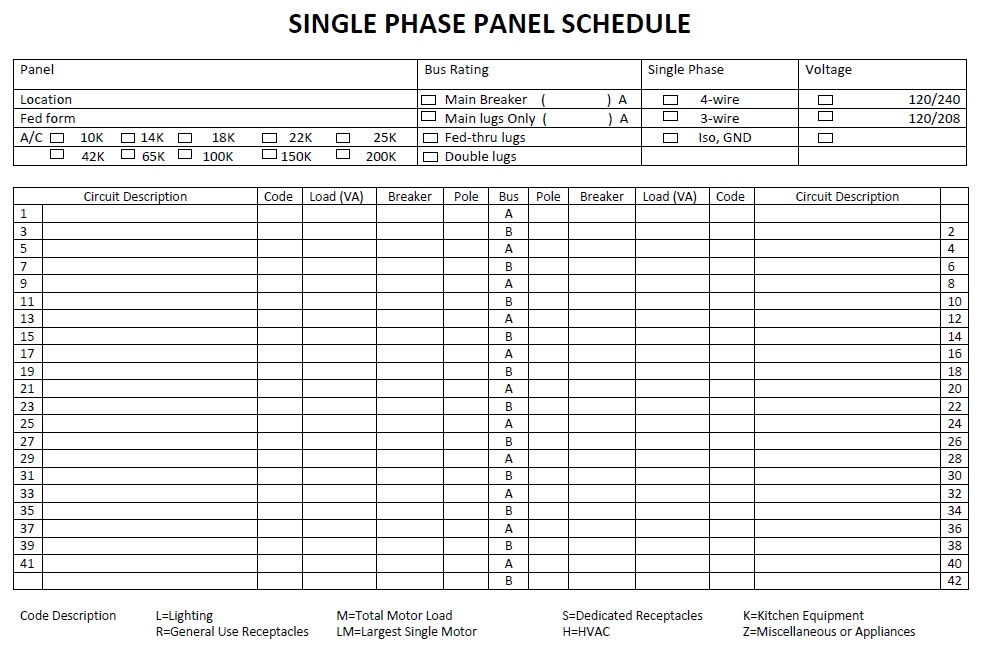 Panel Schedule Template - 5 Free Templates - Schedule Templates