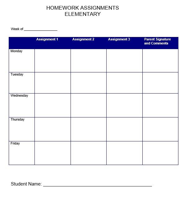 Study Schedule Template u2013 5 Free Templates Schedule Templates - daily task calendar template