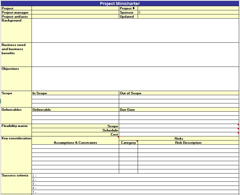 Project Schedule Template - 7 Free Templates - Schedule Templates