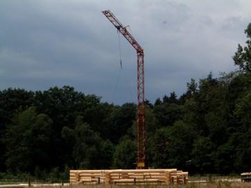 Kran mieten bei Scheidinger Baumaschinenhandel