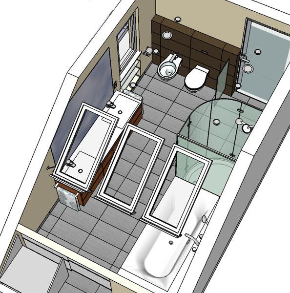 Schön Planung \ Referenzen Schenk Exquisit Wohnen   Badezimmer A Plan