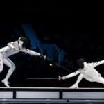 China continued winning in the team event and placed 3 fencers in the individual top-8. (file photo: S.Timacheff)