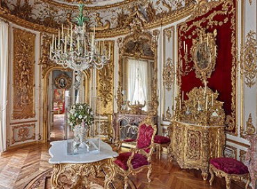 Picture: Dining Room Schloss Linderhof