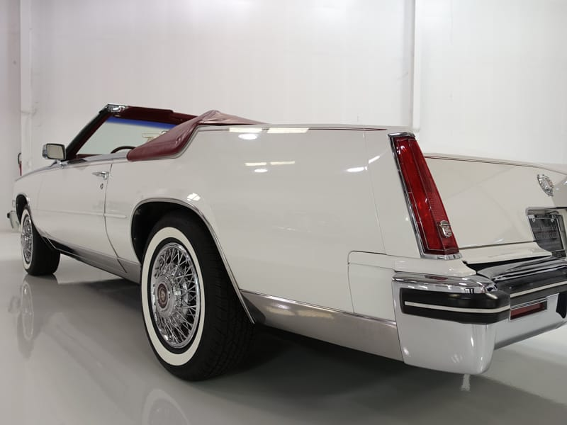 1984 Cadillac Eldorado Biarritz Convertible for sale Spectacular