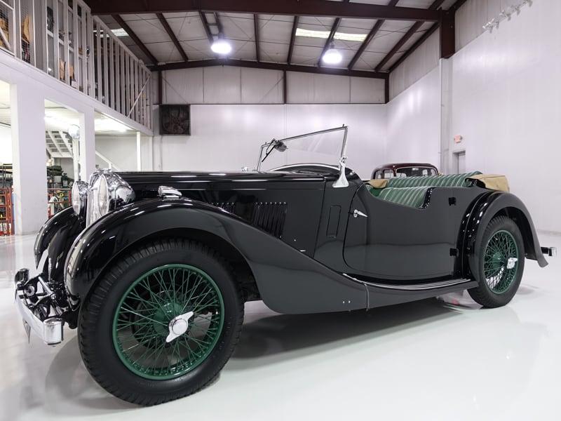 1937 MG VA Tourer for sale Daniel Schmitt  Co Classic Cars