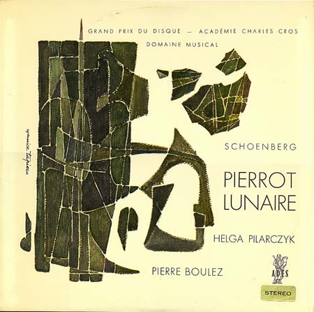 Adès recordings which include Schoenberg