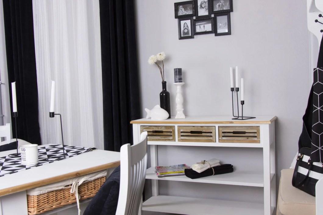 Farbwelt Schwarz Weiß