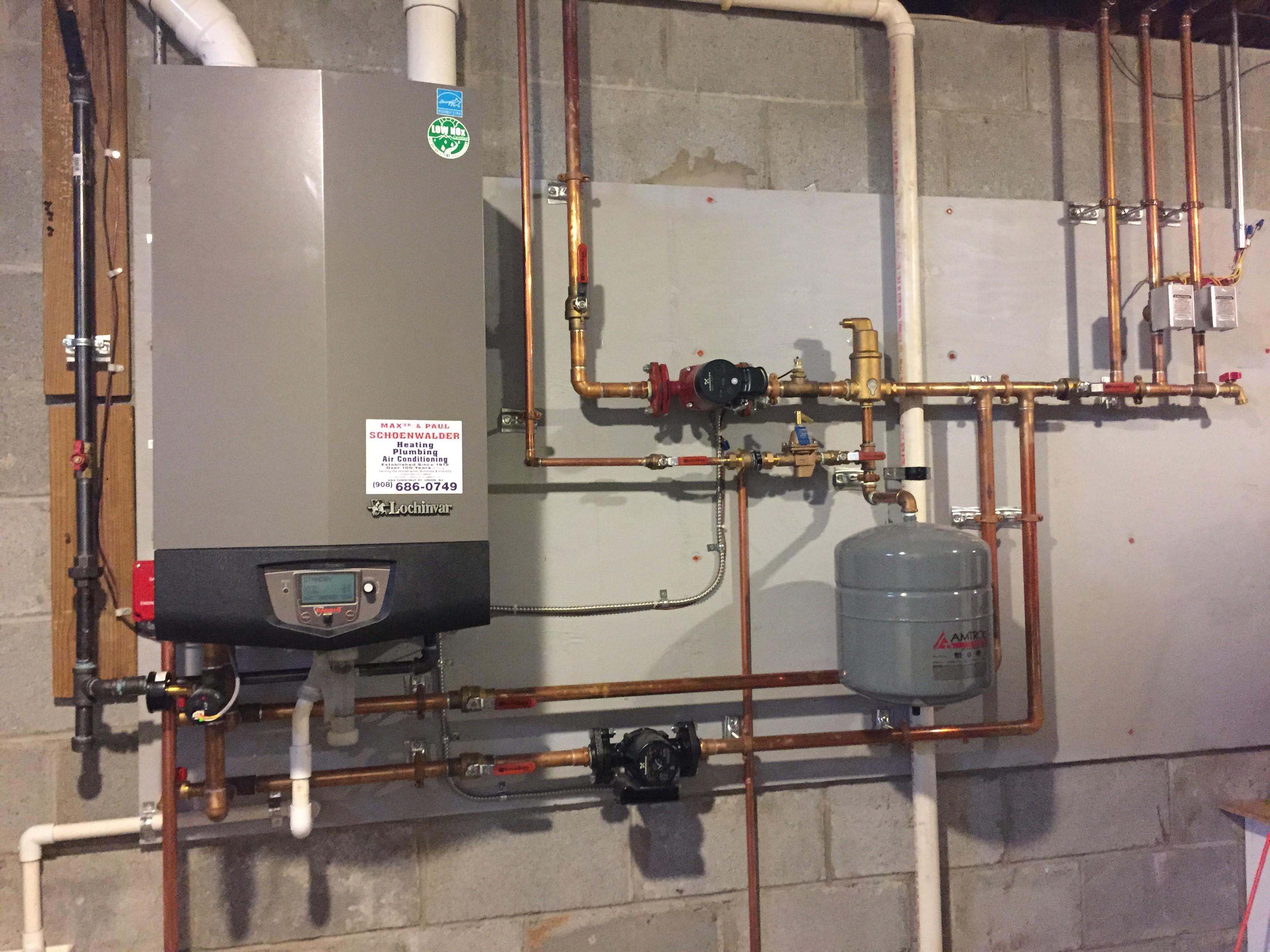 Lochinvar Water Heaters Facias