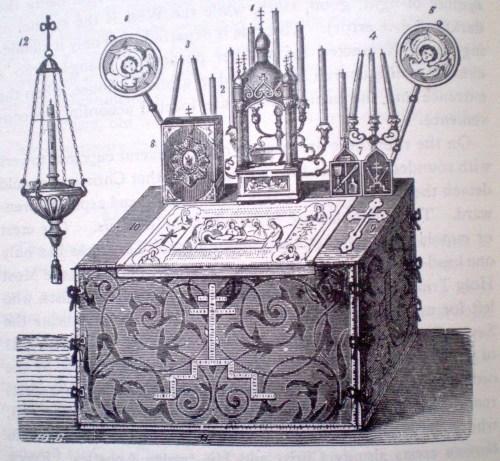 Autel byzantin