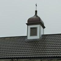 Clocher de l'une des chapelles du monastère