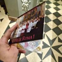 Le CD O FELIX ROMA