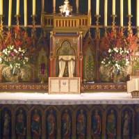 Epiphanie2012 - Le maître-autel de Saint-Eugène